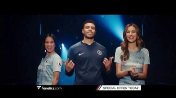 Fanatics.com TV Spot, 'Every Football Club' - 40 commercial airings