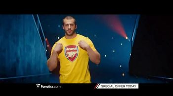 Fanatics.com TV Spot, 'Every Football Club' - Thumbnail 4
