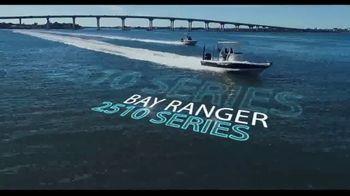Ranger Boats Bay Ranger 2510 Series TV Spot, 'Legendary Performance' - Thumbnail 2