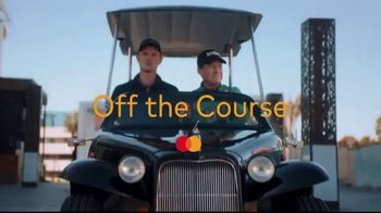Mastercard TV Spot, 'Tom and Justin Off the Course: Chip In' Feat Tom Watson, Justin Rose - Thumbnail 2