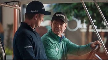 Mastercard TV Spot, 'Tom and Justin Off the Course: Chip In' Feat Tom Watson, Justin Rose - Thumbnail 8