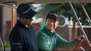 Mastercard TV Spot, \'Tom and Justin Off the Course: Chip In\' Feat Tom Watson, Justin Rose