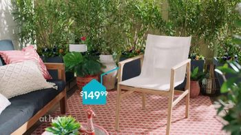 At Home TV Spot, 'Perfect One Patio Chairs' - Thumbnail 3
