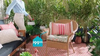 At Home TV Spot, 'Perfect One Patio Chairs' - Thumbnail 6