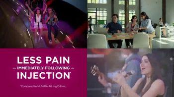 HUMIRA Pen TV Spot, 'Citrate-Free' - Thumbnail 4
