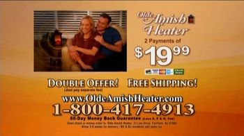 Olde Amish Heater TV Spot, 'Stay Warm' - Thumbnail 10