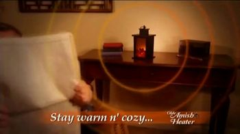 Olde Amish Heater TV Spot, 'Stay Warm'