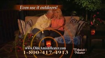 Olde Amish Heater TV Spot, 'Stay Warm' - Thumbnail 7