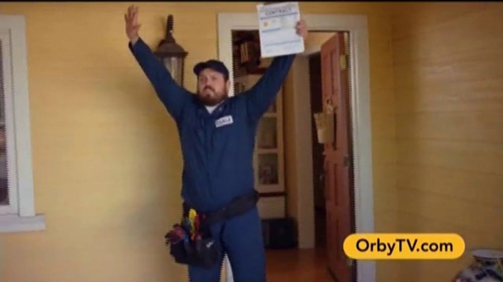 Orby TV TV Commercial, 'No Contract' - Video