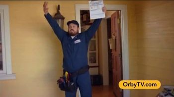 Orby TV TV Spot, 'No Contract' - 324 commercial airings