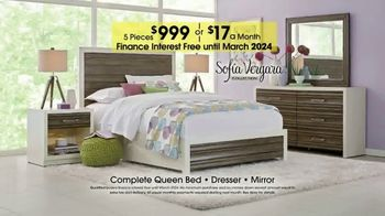 Anniversary Sale: Sofia Vergara 5-Piece Bedroom Set thumbnail