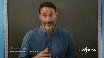 Boys Town TV Spot, 'Parenting Isn't Easy: Tips & Tricks' Featuring Josh Temple - Thumbnail 8