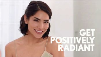 Aveeno Positively Radiant Sheer Daily Moisturizer TV Spot, 'Pure' Featuring Alejandra Espinoza