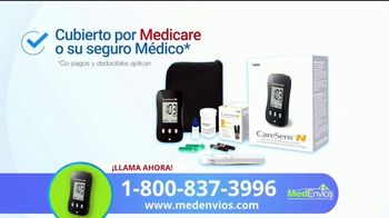 MedEnvios Healthcare TV Spot, 'Atención diabéticos' con Zully Montero [Spanish]