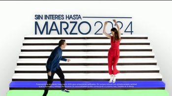 Rooms to Go Venta por el Aniversario TV Spot, 'Sin interés hasta marzo del 2024' canción de Portugal. The Man[Spanish] - Thumbnail 4