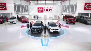 Nissan Evento de Ahorros TV Spot, 'La línea ganadora de premios' [Spanish] [T2] - 29 commercial airings