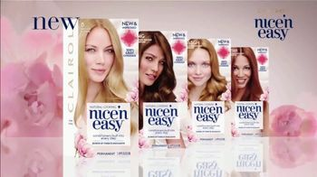 Clairol Nice 'N Easy TV Spot, 'Now In Creme' - Thumbnail 10