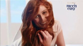 Clairol Nice 'N Easy TV Spot, 'Now In Creme' - Thumbnail 5