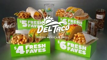 Del Taco Fresh Faves TV Spot, 'What a Box' - Thumbnail 10