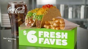 Del Taco Fresh Faves TV Spot, 'What a Box' - Thumbnail 5