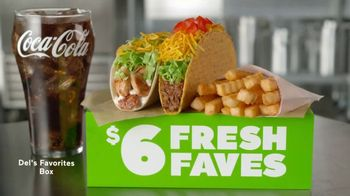 Del Taco Fresh Faves TV Spot, 'What a Box' - Thumbnail 6