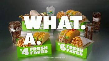 Del Taco Fresh Faves TV Spot, 'What a Box' - Thumbnail 7
