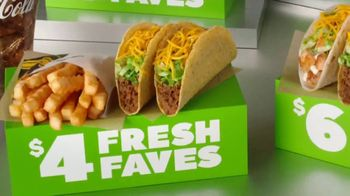 Del Taco Fresh Faves TV Spot, 'What a Box' - Thumbnail 8