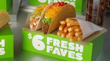 Del Taco Fresh Faves TV Spot, 'What a Box' - Thumbnail 9