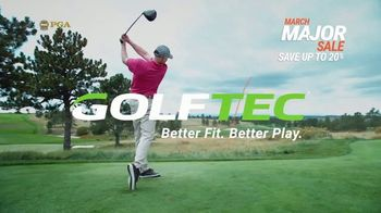 GolfTEC March Major Sale TV Spot, 'The Perfect Fit' - Thumbnail 7