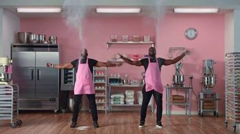 Microsoft Surface Pro 6 TV Spot, 'Cupcakes: Up To $200 Off' Ft. Brian Orakpo, Michael Griffin