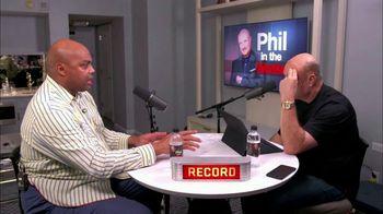 Phil in the Blanks TV Spot, 'Charles Barkley'