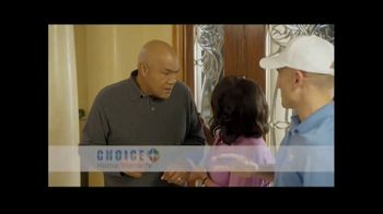 Choice Home Warranty TV Spot, 'Boxing Match' Featuring George Foreman - Thumbnail 2