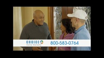 Choice Home Warranty TV Spot, 'Boxing Match' Featuring George Foreman - Thumbnail 3