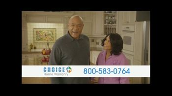 Choice Home Warranty TV Spot, 'Boxing Match' Featuring George Foreman