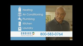 Choice Home Warranty TV Spot, 'Boxing Match' Featuring George Foreman - Thumbnail 5