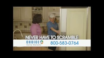 Choice Home Warranty TV Spot, 'Boxing Match' Featuring George Foreman - Thumbnail 7