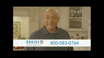 Choice Home Warranty TV Spot, 'Boxing Match' Featuring George Foreman - Thumbnail 8
