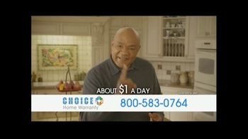 Choice Home Warranty TV Spot, 'Boxing Match' Featuring George Foreman - Thumbnail 9