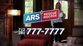ARS Rescue Rooter $69 Drain Clean Special TV Spot, 'Clogged Toilet: Special' - Thumbnail 3