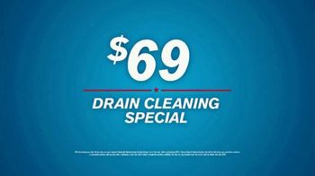 ARS Rescue Rooter $69 Drain Clean Special TV Spot, 'Clogged Toilet: Special' - Thumbnail 4