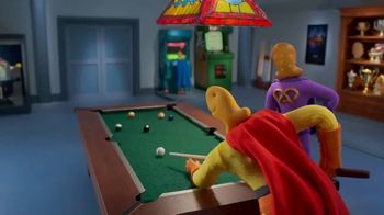 Goldfish Epic Crunch Nacho TV Spot, 'Billiards' - Thumbnail 1