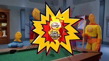 Goldfish Epic Crunch Nacho TV Spot, 'Billiards' - Thumbnail 10