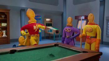 Goldfish Epic Crunch Nacho TV Spot, 'Billiards' - Thumbnail 3