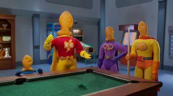 Goldfish Epic Crunch Nacho TV Spot, 'Billiards' - Thumbnail 4