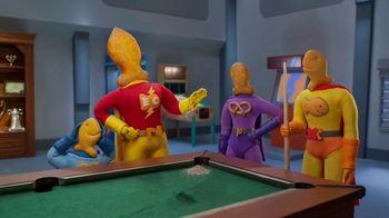 Goldfish Epic Crunch Nacho TV Spot, 'Billiards' - Thumbnail 5