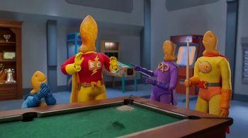 Goldfish Epic Crunch Nacho TV Spot, 'Billiards' - Thumbnail 9