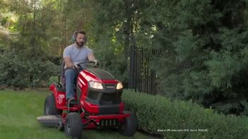 Lowe's TV Spot, 'Show Your Yard Who's Boss: Pressure Washer' - 456 commercial airings