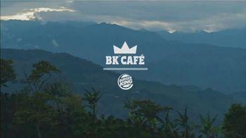 Burger King BK Café TV Spot, 'Serve Joy' - Thumbnail 1