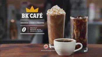 Burger King BK Café TV Spot, 'Serve Joy' - Thumbnail 10