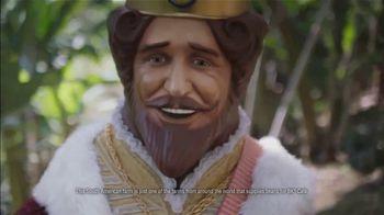 Burger King BK Café TV Spot, 'Serve Joy' - Thumbnail 3
